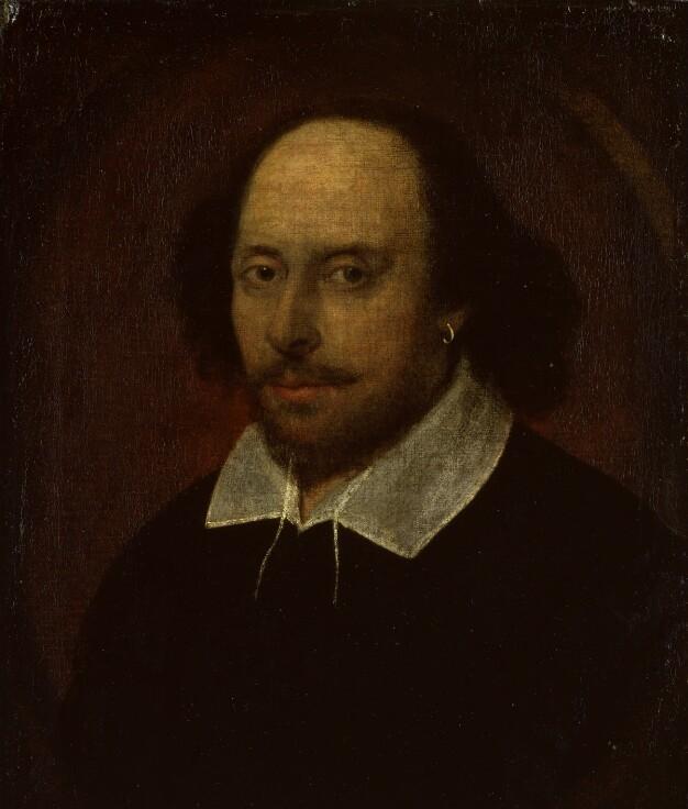 William Shakespeare Sonnet 106 Academic Poster